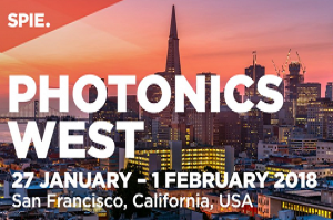Photonics West 2018
