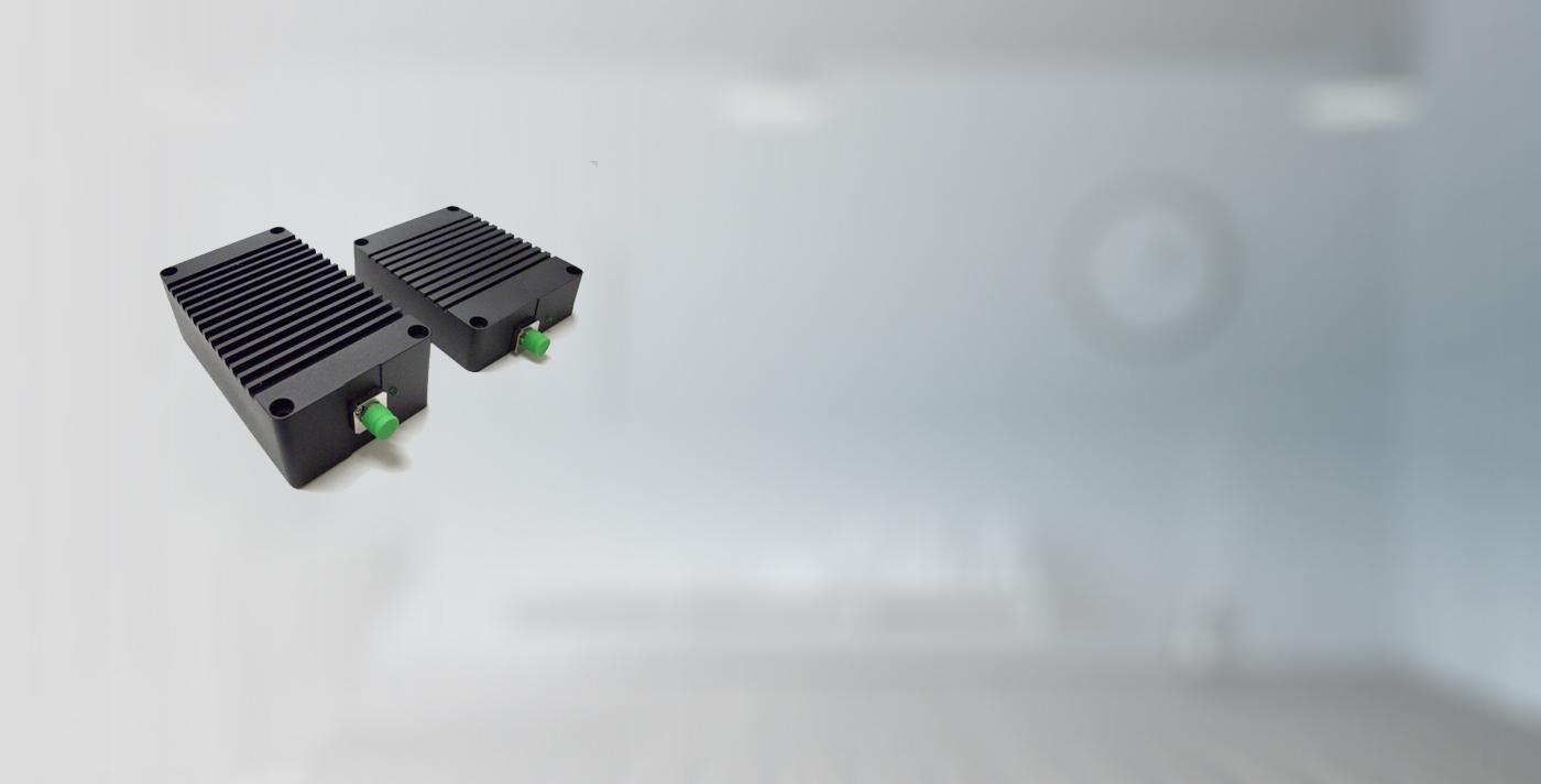広帯域光源モジュール