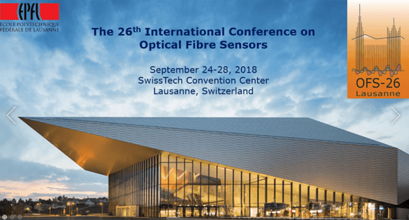 OFS-26 Conference 2018