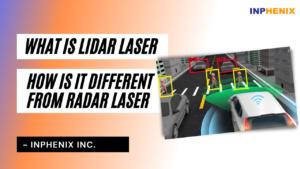 LiDAR Laser vs RADAR Laser